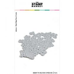 The Stamp Market Ready to Bloom Card Cover Die