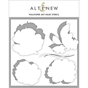 Altenew Wallpaper Art Mask Stencil
