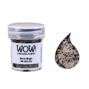 WOW! Black Magic Embossing Powder