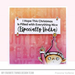 My Favorite Things Sassy Pants Holiday Too Stamp Set class=