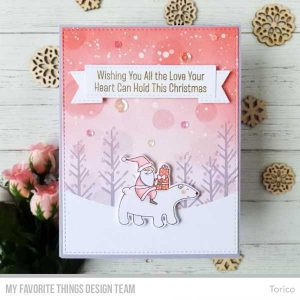 My Favorite Things Merry Moments Stamp Set class=