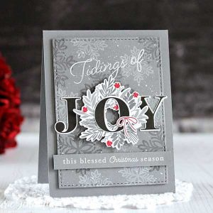 Ink To Paper Season Of Joy Stamp Set class=