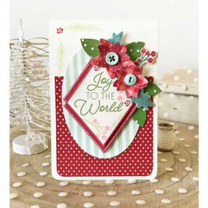 Ink to Paper Framing Florals: Christmas Stamp Set class=