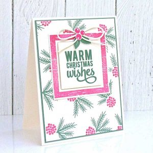 Ink To Paper It's A Sign: Christmas Bough Stamp Set class=