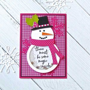 Ink To Paper Go-To Gift Card Holder: Snowman Accessories class=