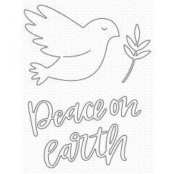 My Favorite Things Peace On Earth Die-namics