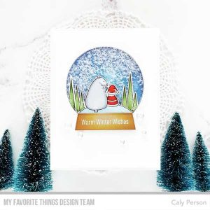 My Favorite Things Classic Snow Globe Die-namics class=