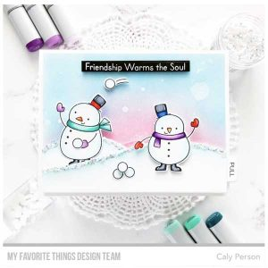 My Favorite Things Festive Friends Stamp Set class=