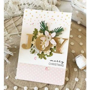 Ink To Paper Splendid Snowflakes Stamp Set class=