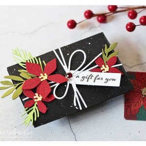 Ink To Paper Tag Creations: Modern Gift Dies class=