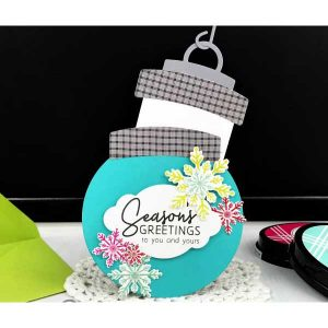 Ink To Paper Go-To Gift Card Slider Die class=