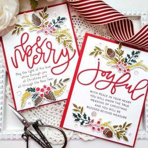 Ink To Paper To Die For Sentiments: Christmas Die class=