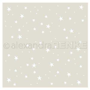 Alexandra Renke Star Pattern Stencil