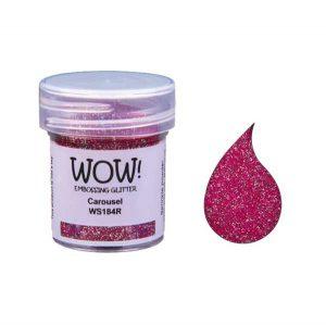 WOW! Carousel Embossing Glitter
