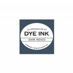 Papertrey Ink Dark Indigo Ink Cube