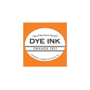 Papertrey Ink Orange Zest Ink Cube