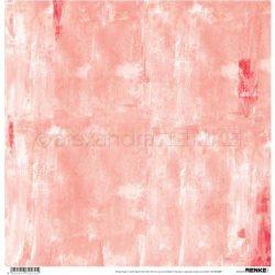 Alexandra Renke Design Paper - Autumn Calm Budgie Pink