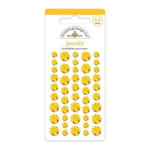 Doodlebug Jewels - Bumblebee