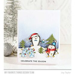 My Favorite Things Polar Penguins