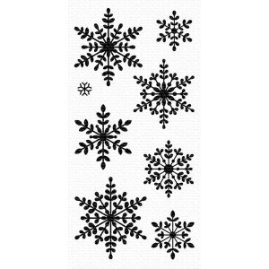 My Favorite Things Serene Snowflakes