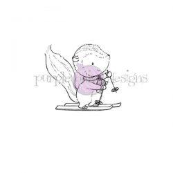 Purple Onion Designs Blaze ( Skiing Skunk)