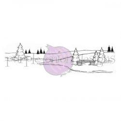 Purple Onion Designs Frozen Pond