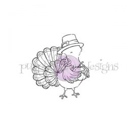 Purple Onion Designs Rosemary (Thanksgiving Turkey)