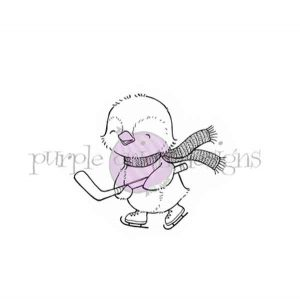 Purple Onion Designs Storm (Hockey Penguin)