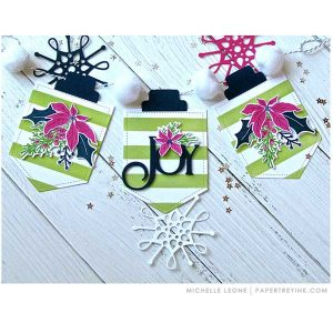 Papertrey Ink Pleasing Envelopes Stamp Set class=