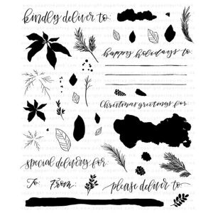 Papertrey Ink Pleasing Envelopes Stamp Set