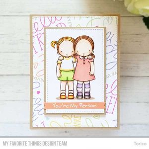 My Favorite Things PI You're My Person Stamp Set class=