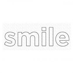 My Favorite Things Big Smile Die-namics