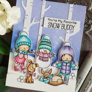 My Favorite Things Stitched Snow Drifts Die-namics class=