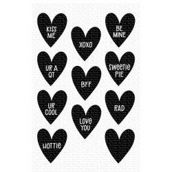 My Favorite Things Cute Conversation Stamp Set