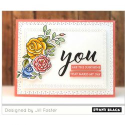 Penny Black Tenderness (mini) Stamp Set