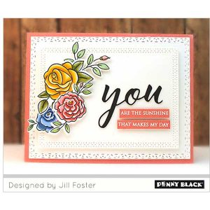 Penny Black Tenderness (mini) Stamp Set class=
