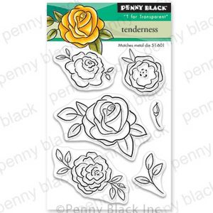 Penny Black Tenderness (mini) Stamp Set