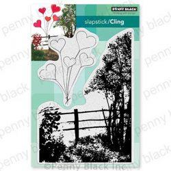 Penny Black Beloved View Stamp Set