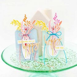 Ink To Paper A Little Wispy Stamp Set