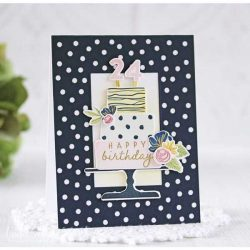 Ink To Paper Cake Creations Stamp Set