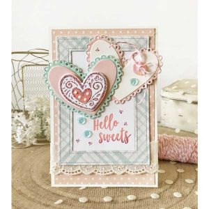 Ink To Paper I Heart You Stamp Set class=