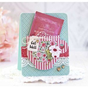 Ink To Paper Cup Of Love Mini Stamp Set class=