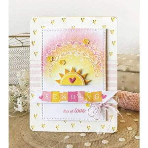 Ink To Paper Simply Sweet: Sending Stamp Set class=