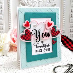 Ink To Paper All About You Stamp Set class=