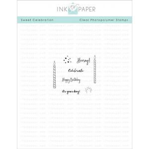 Ink To Paper Sweet Celebration Mini Stamp Set