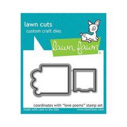 Lawn Fawn Love Poems Lawn Cuts