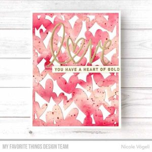My Favorite Things Lots Of Hearts Cover-Up Die-namics class=