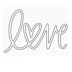 My Favorite Things Lots Of Love Die-namics