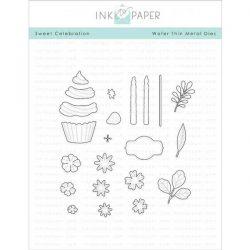 Ink To Paper Sweet Celebration Die