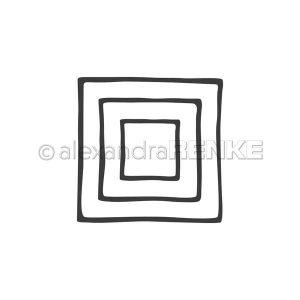 Alexandra Renke Frame Squares Die Set